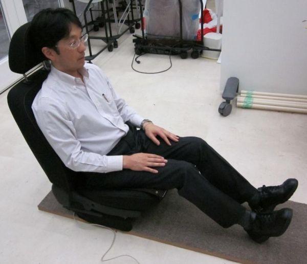 Anti-theft Car Seat Japan