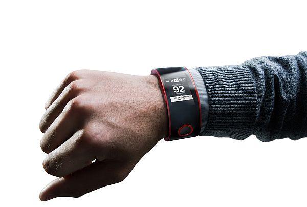 Nissan-Smartwatch