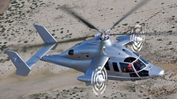 X3 Hybrid helicopter