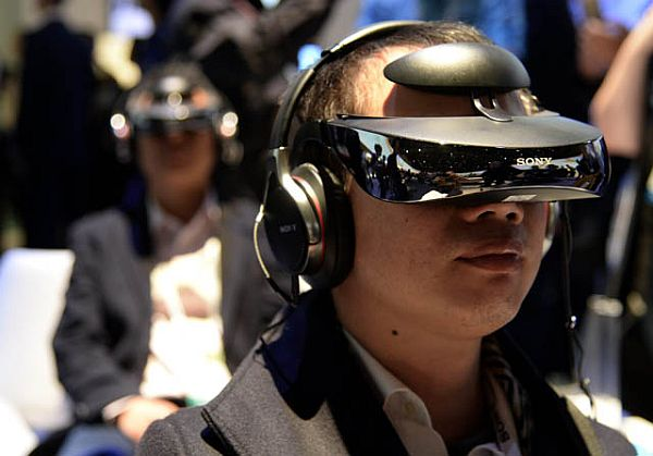 2014 Consumer Electronics Show (CES) in Las Vegas