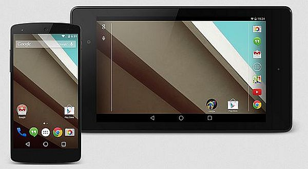 Google's Android L