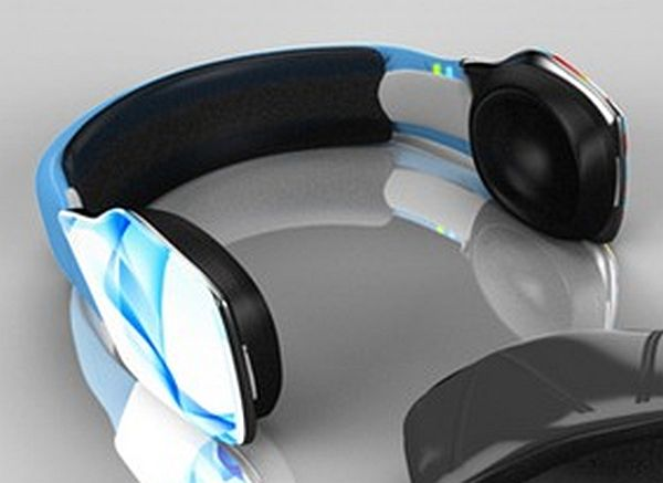 Muse Concept Headphones