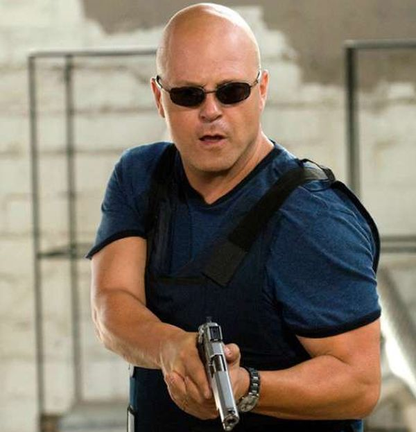 Michael Chiklis in The Shield