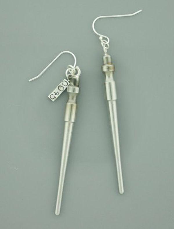 The colt fire earrings