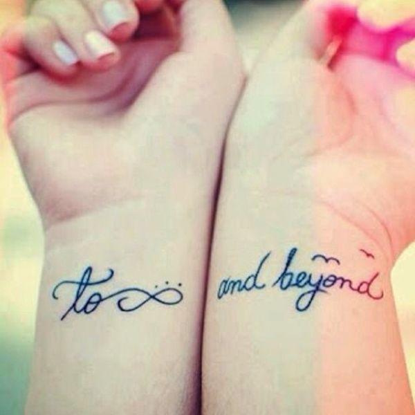 The limitless love tattoo