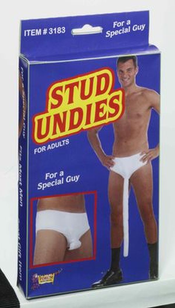 The stud Undies