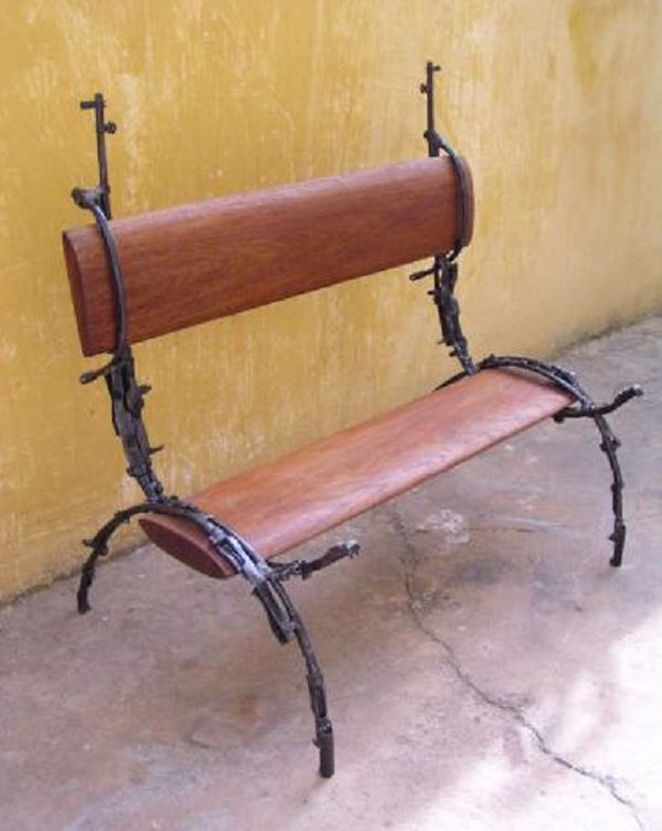 The weapon furniture