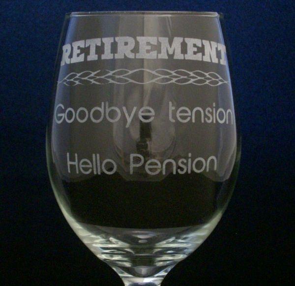 grand way to retire