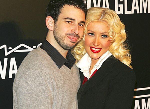 Jordan Bratman and Christina Aguilera