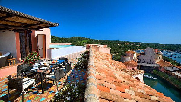 Presidential Suite, Hotel Cala di Volpe, Sardinia, Italy