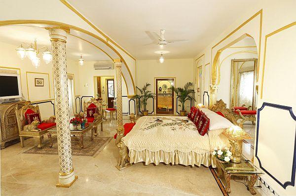 Shahi Mahal Suite at Raj Palace, Jaipur, India