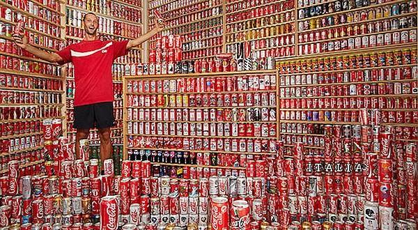 Kolekcionarstvo - Neobične strasti Soft-drink-cans-600x330
