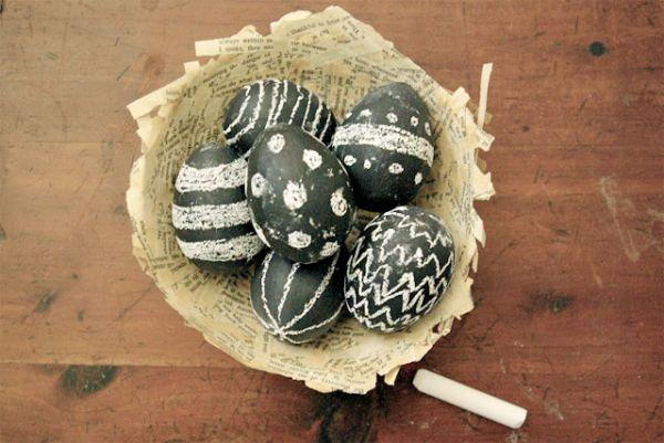 Blackboard Eggs