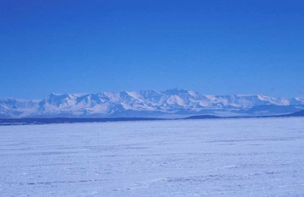 Bentley Sub glacial Trench