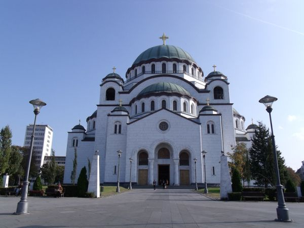 Cathedral of Saint Sava, Serbia