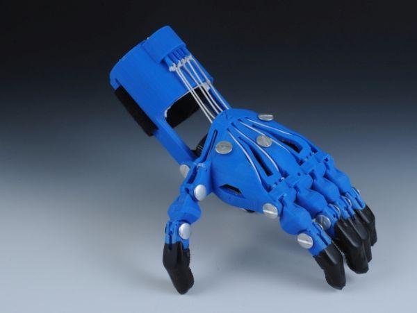 Cyborg Beast Hand