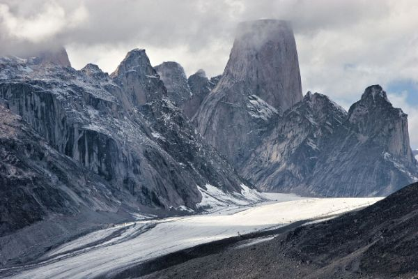 Mt. Thor, Auyuittuq National Park, Canada