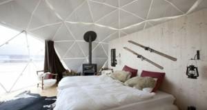 Whitepod Resort, Switzerland
