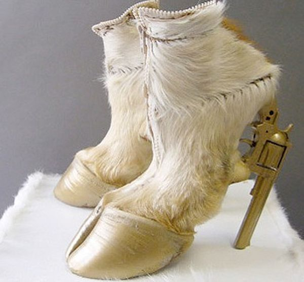 Gun Hoof shoes