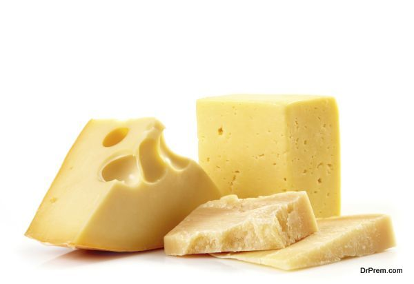 say cheese for good health
