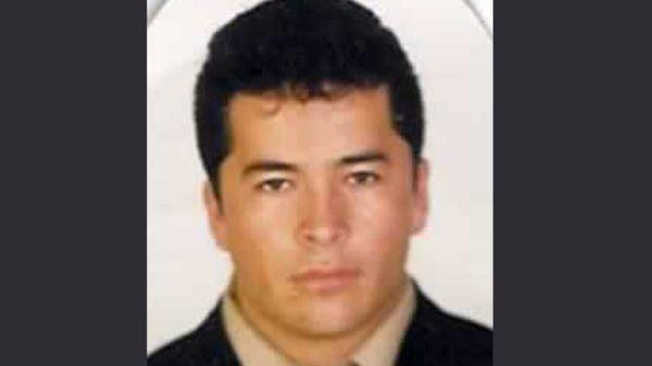 Heriberto Lazcano is alive