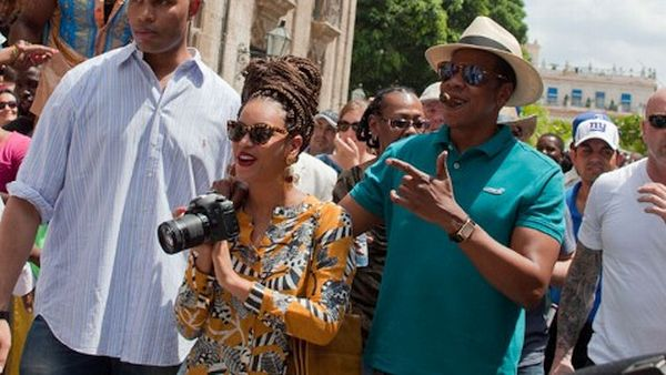 JayZ's controversial visit to Cuba with Beyonce
