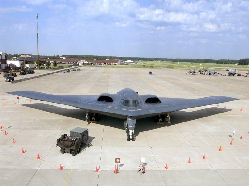 B-2 Spirit, USA