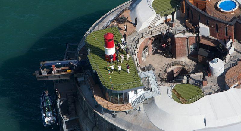 Solent Fort, England