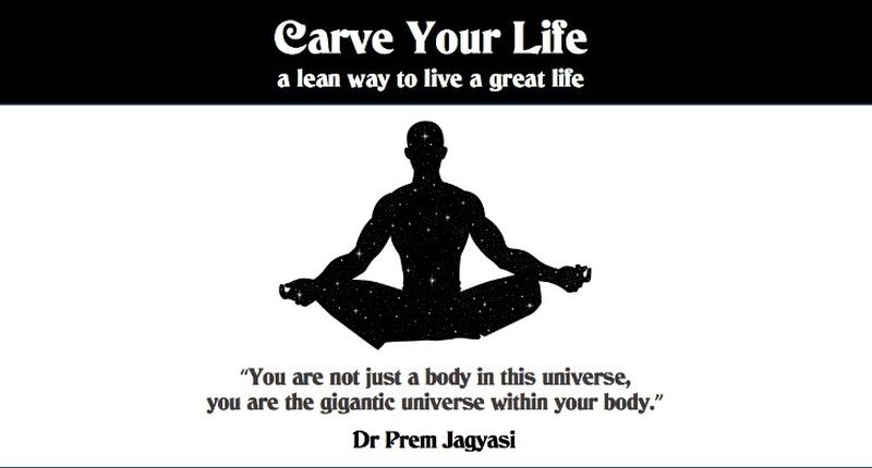 carve your life