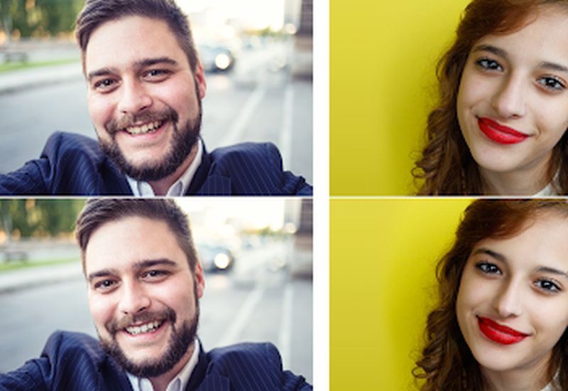 Mira selfie editor