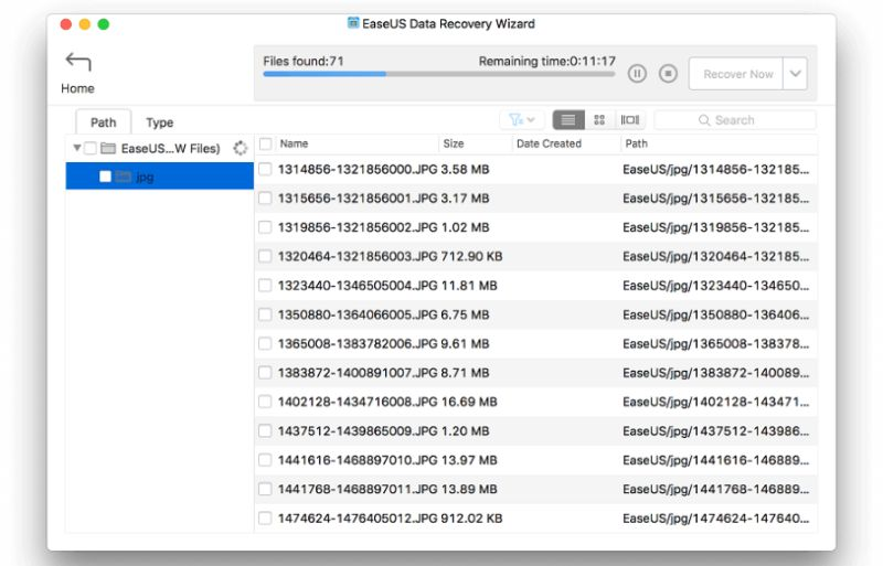 makesEaseUS mac data recovery a good choice