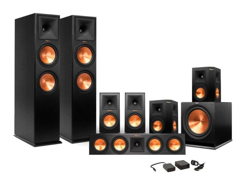 Klipsch RP-250 7.1 Reference Premiere Surround Sound Speaker Package