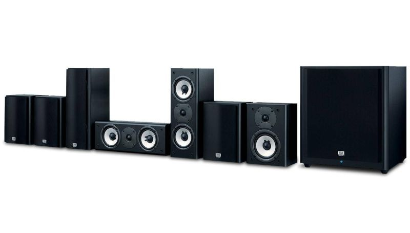 Onkyo SKS-HT993THX 7.1 Home Theatre Speaker System