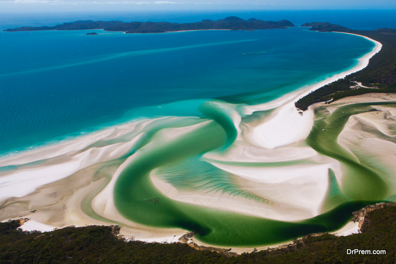 Pristine Beauty of Whitehaven Beach