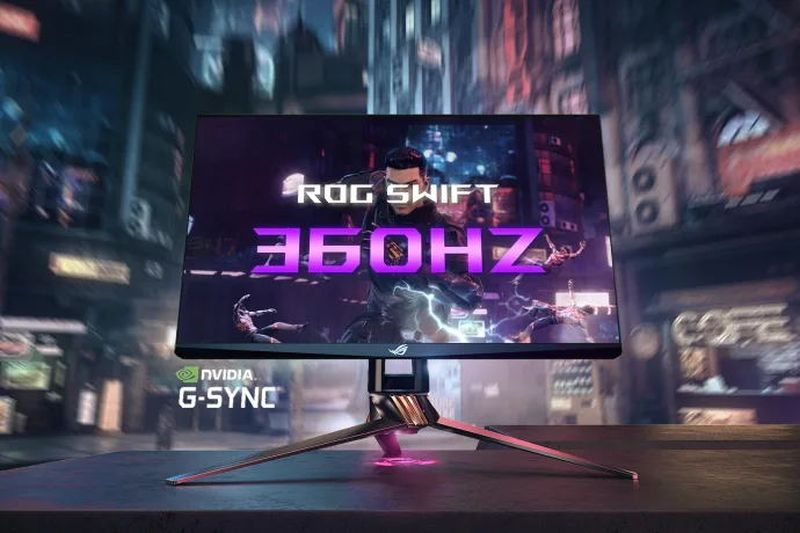 ASUS ROG Zephyrus Swift PG32UQX Gaming Monitor