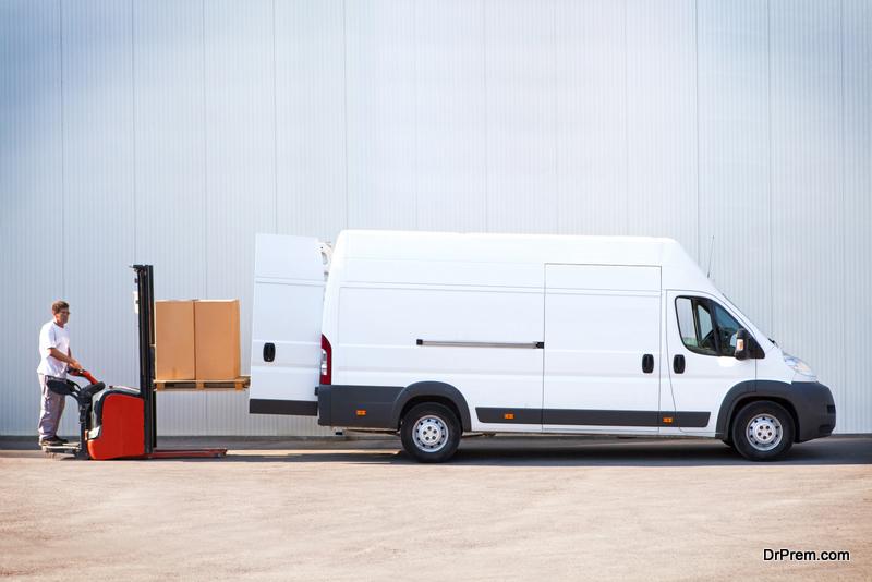 Van move