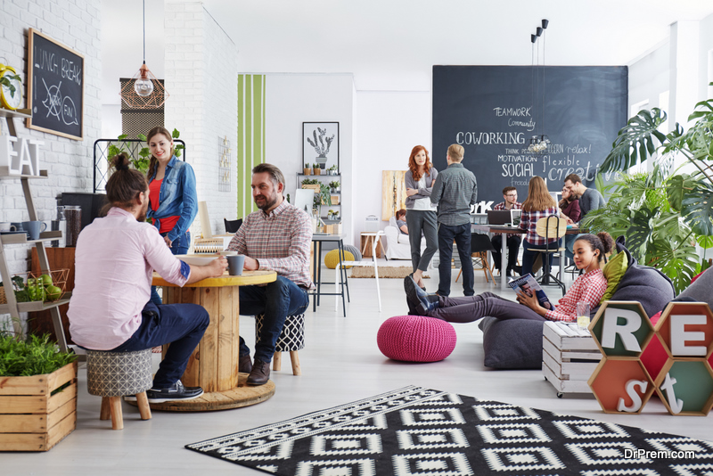 Set up an Office for Creative Workers